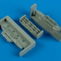 Accessory for plastic models - US NAVY Triple ejector rack TER-7 (A/A37B-5)