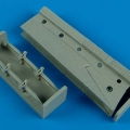 Accessory for plastic models - Wing pylons for F-4B/N/J/S (U.S. NAVY version)