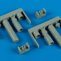 Accessory for plastic models - Mk.44 US NAVY torpedoes