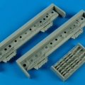 Accessory for plastic models - US NAVY multiple ejector rack MER-7 (A/A37B-6)