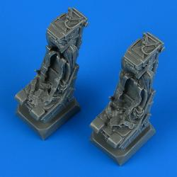 Mirage IIIBE/D/DE/DS/D2Z IAI Nesher ejection seats with safety belts