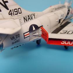 A-4E/F SKYHAWK open airbrakes set